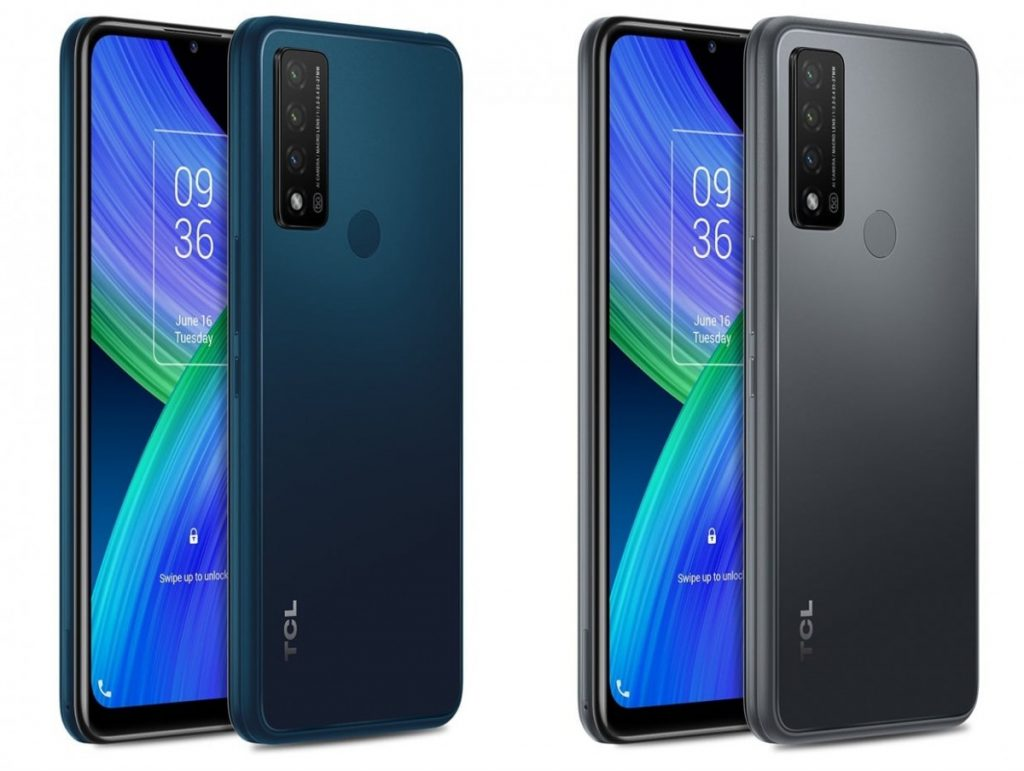 TCL- R20- 5G -with- official- low -price- is -official-and -is- introduced